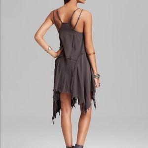 Free People Dresses - Free People Tattered Slip Dress